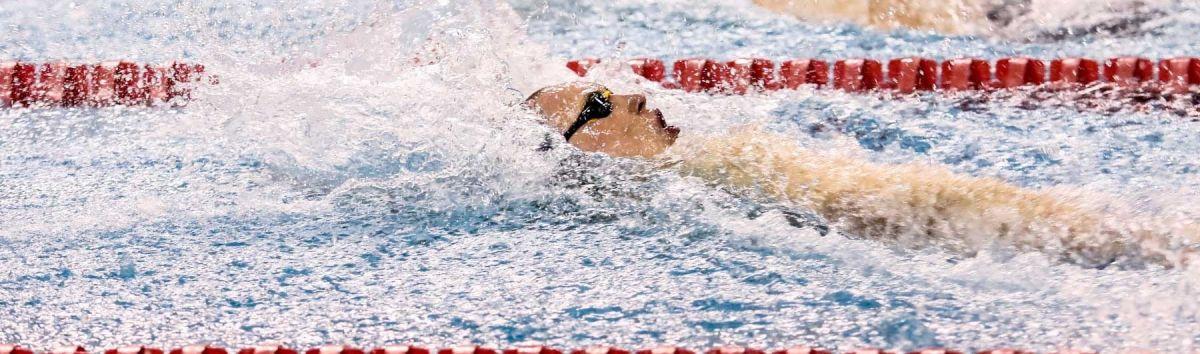 Pažinkime plaukimo stilius: Nugara.