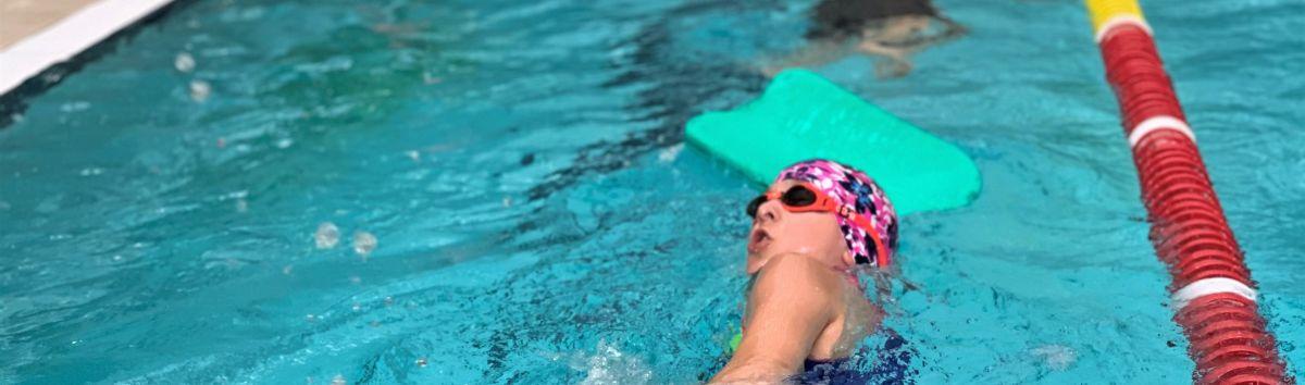 Plaukimo treniruotės